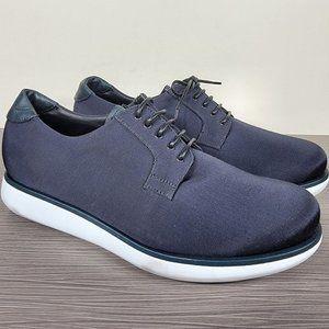 Giorgio Armani Textured Canvas Sneakers, Size 7